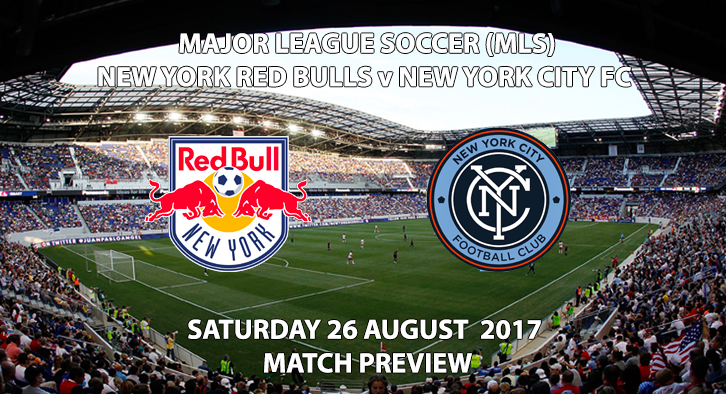 MLS - NY Red Bulls vs NY City FC - Match Preview