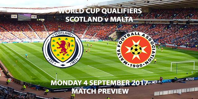 Scotland vs Malta - Match Preview