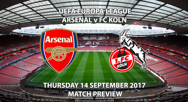 Arsenal vs FC Koln - Europa League Preview