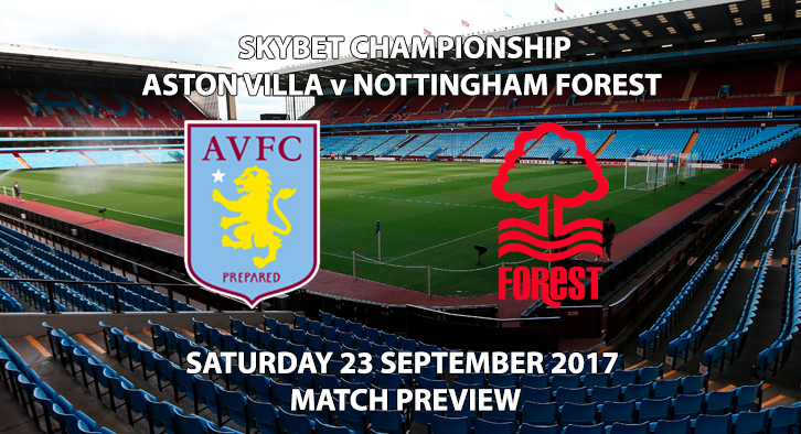 Aston Villa vs Nottingham Forest - Match Preview