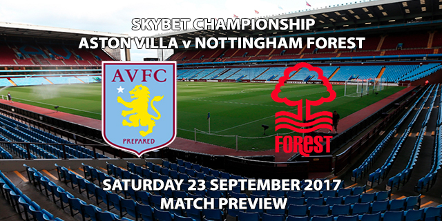 Aston Villa vs Nottingham Forest - Match Preview