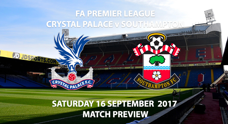 Crystal Palace vs Southampton - Match Preview