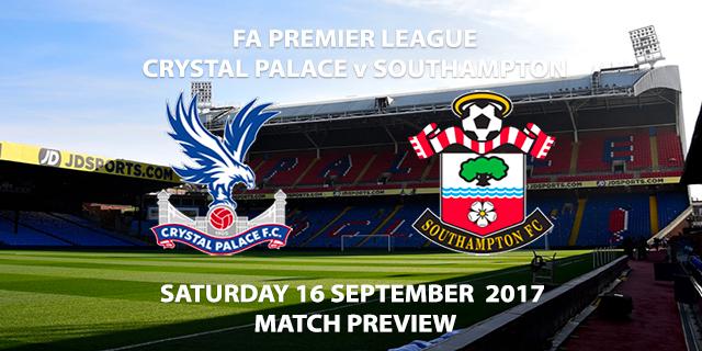 Crystal Palace vs Southampton - Match Preview