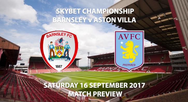Barnsley vs Aston Villa - Match Preview