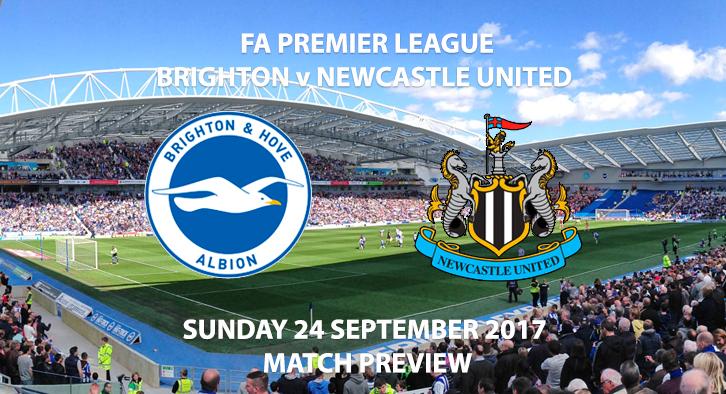 Brighton vs Newcastle United - Match Preview