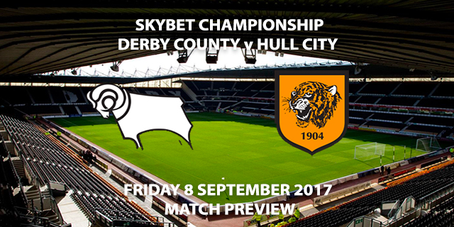 Derby County vs Hull City - Match Preview