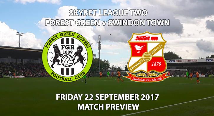 Forest Green vs Swindon Town - Match Preview