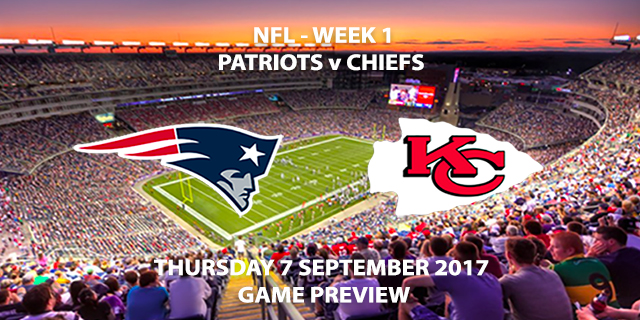 Patriots vs Chiefs - NFL Game Preview