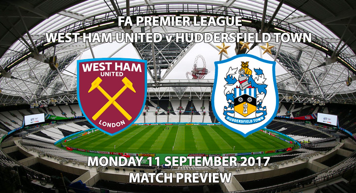 West Ham United vs Huddersfield Town - Match Preview
