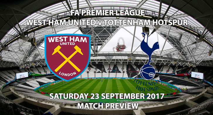 West Ham United vs Tottenham Hotspur - Match Preview
