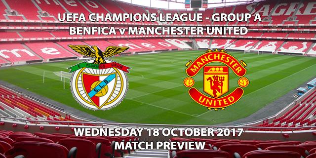 Benfica vs Man Utd - Champions League Preview