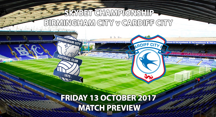 Birmingham City vs Cardiff City - Match Preview