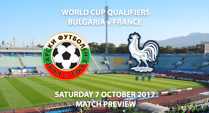 World Cup Qualifiers - Bulgaria vs France - Match Preview