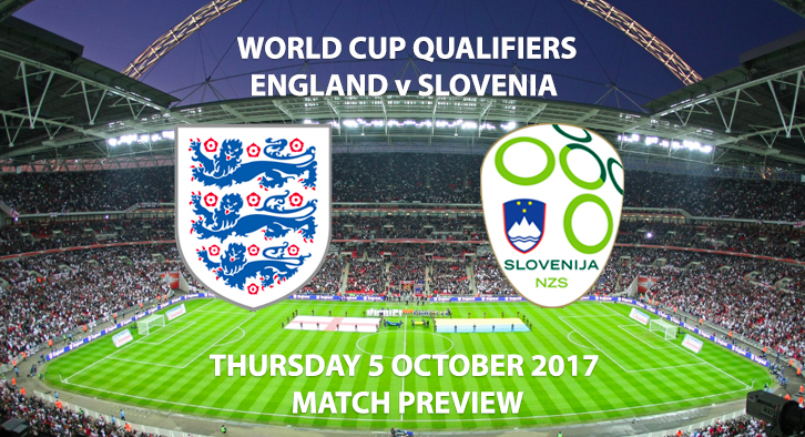 World Cup Qualifiers - England vs Slovenia - Match Preview