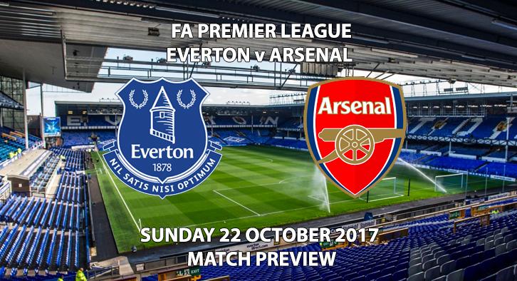 Everton vs Arsenal - Match Preview