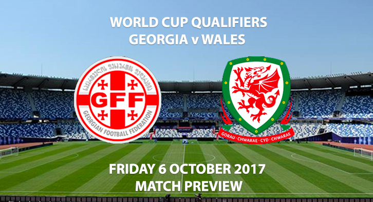 World Cup Qualifiers - Georgia vs Wales - Match Preview