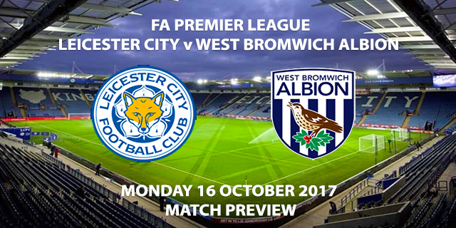 Leicester City vs West Brom - Match Preview