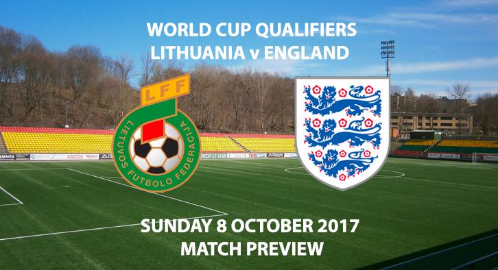 Lithuania vs England - Match Preview
