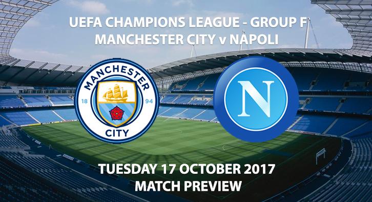 Man City vs Napoli - Champions League Preview