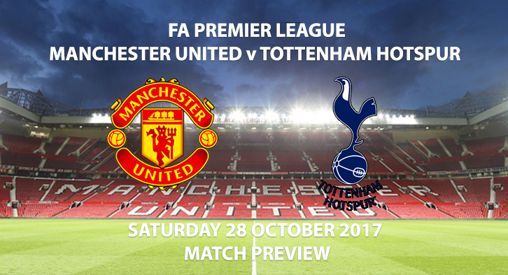 Man Utd vs Tottenham Hotspur - Match Preview