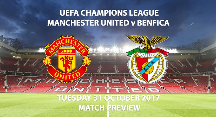 Man Utd vs Benfica - Champions League Preview