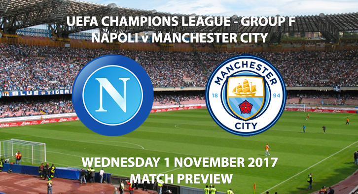 Napoli vs Man City - Champions League Preview