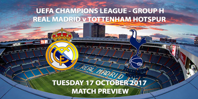 Real Madrid vs Spurs - Champions League Preview