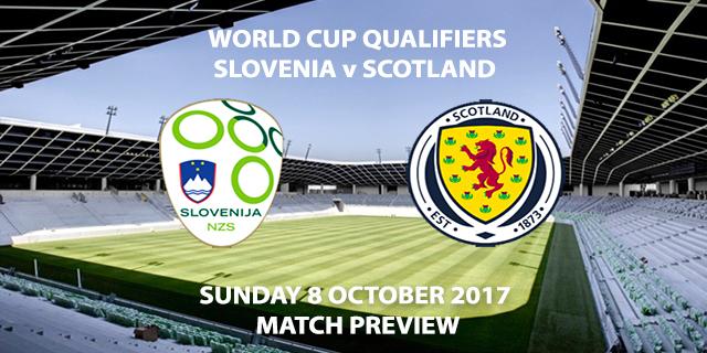 Slovenia vs Scotland - Match Preview
