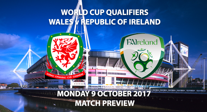 World Cup Qualifiers - Wales vs Ireland - Match Preview