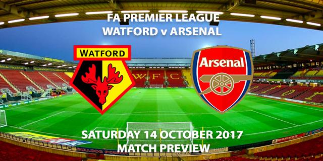 Watford vs Arsenal - Match Preview