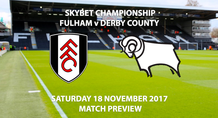 Fulham vs Derby County - Match Preview
