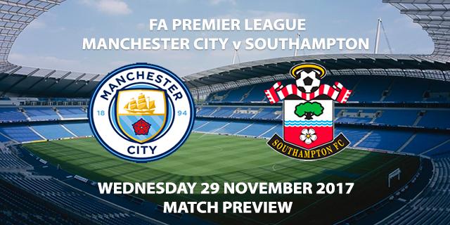 Manchester City vs Southampton - Match Preview