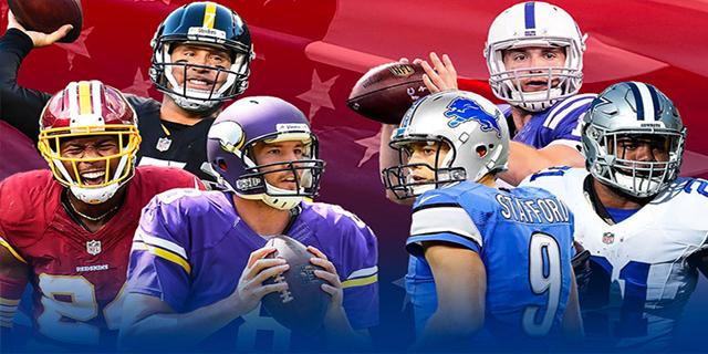 NFL - American Football - Gameweek 12 Preview   Betalyst.com