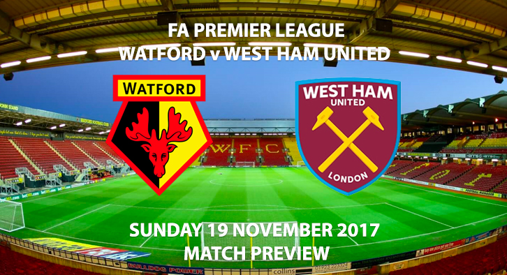 Watford vs West Ham United - Match Preview