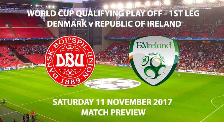 Denmark vs Rep Ire - Match Preview