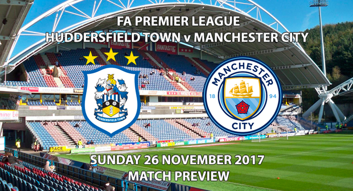 Huddersfield vs Man City - Match Preview