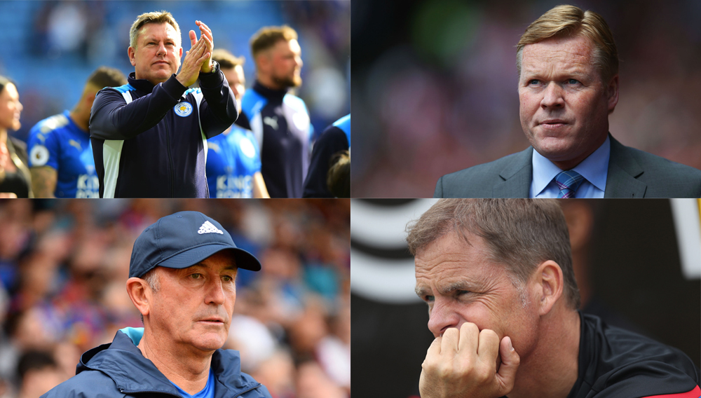 Managerial Casualties - Who is next to go?