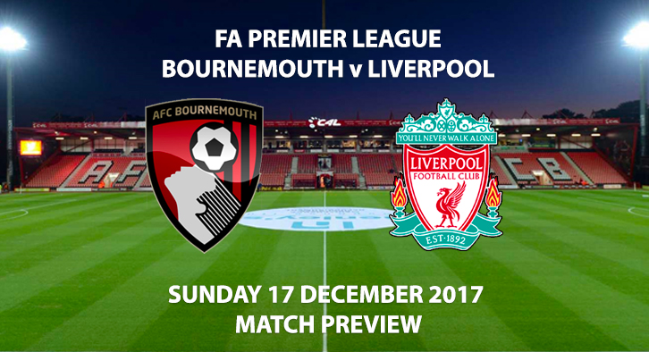 Bournemouth vs Liverpool - Match Preview
