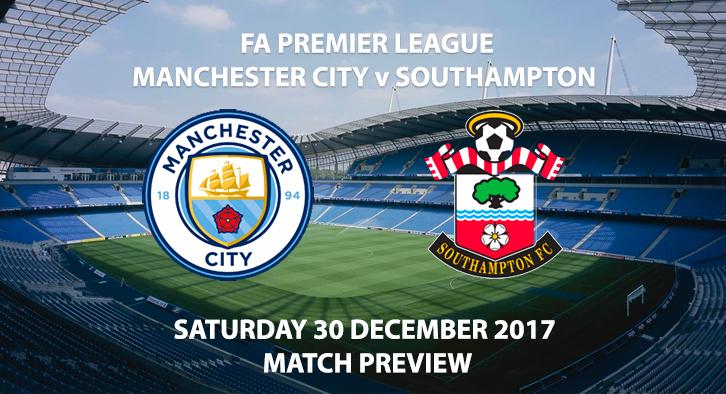 Man City vs Southampton - Match Preview