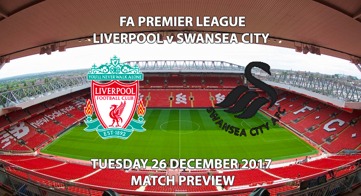 Liverpool vs Swansea City - Match Preview