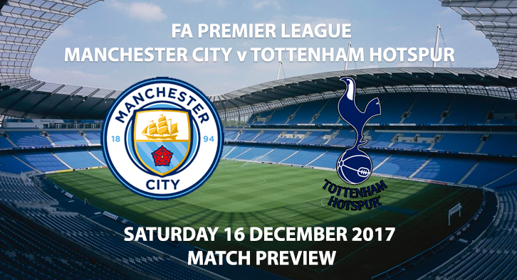 Manchester City vs Spurs - Match Preview