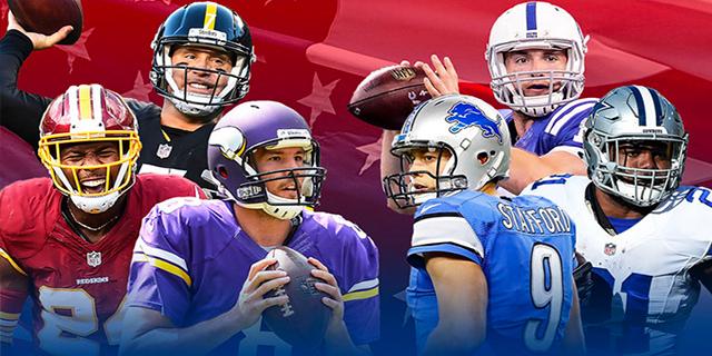 NFL - Gameweek 17 Preview