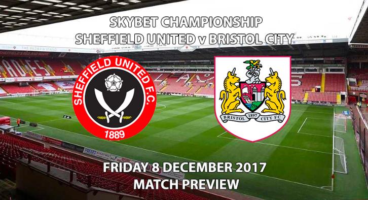 Sheffield United vs Bristol City - Match Preview