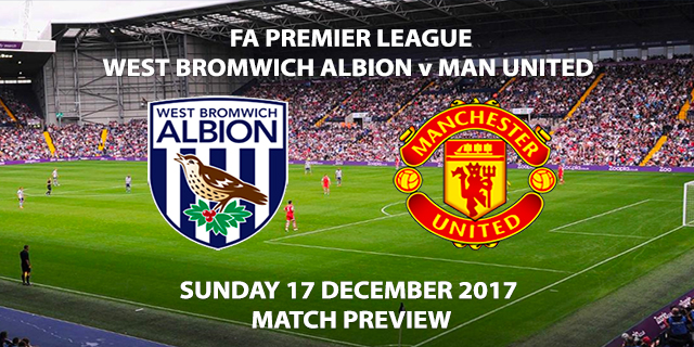 West Brom vs Man United - Match Preview