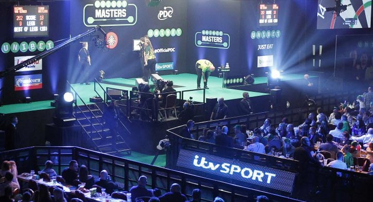 PDC Unibet Masters 2018 Betting Preview - Daryl Gurney. Photo Credit: Laurence Lustig