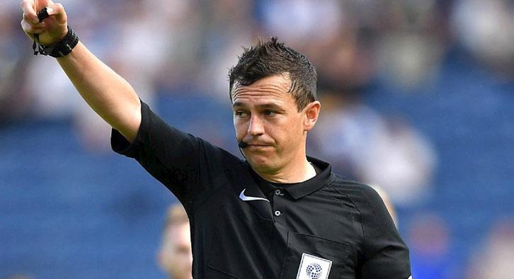Tony Harrington, will take charge of Hull vs Leeds United.