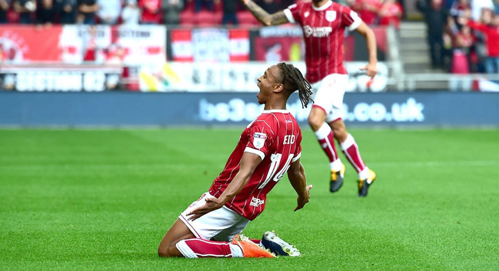 Bristol City manager Lee Johnson will be hoping talisman Bobby Reid recalls his goal-scoring touch against City.