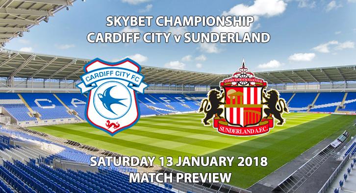 Cardiff City vs Sunderland