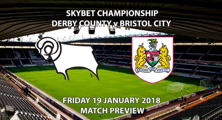 Derby County vs Bristol City