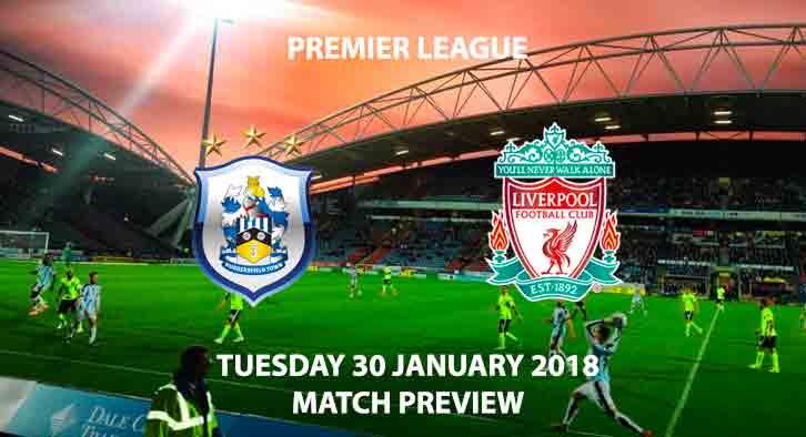 Huddersfield Town vs Liverpool, Tuesday 30 January 2018, Live on BT Sport 1